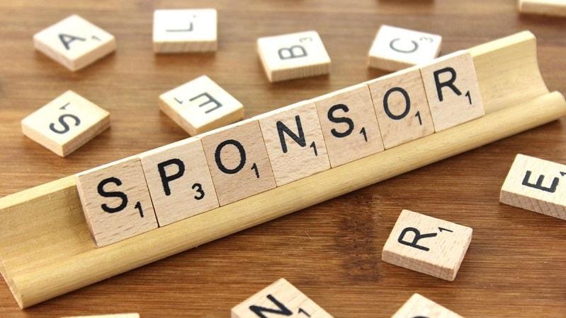 sponsorizzazione di un evento